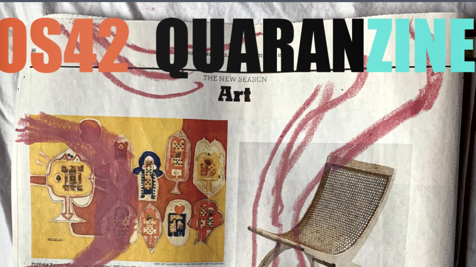 OS42 Quaranzine